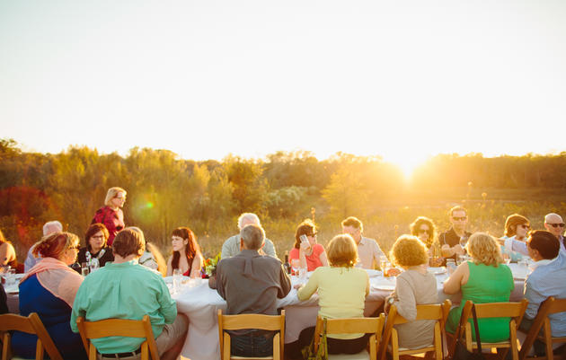Dining on the Prairie Dinner Series