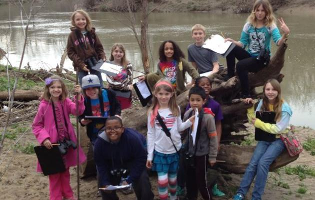 Spring Break Audubon Adventure Camp